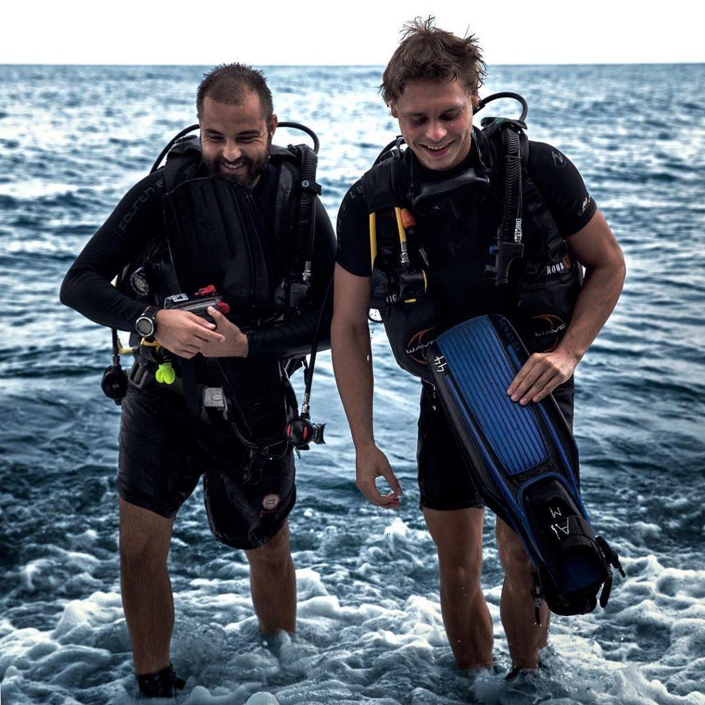 Devenez plongeur professionnel avec le club de plongée français bali
