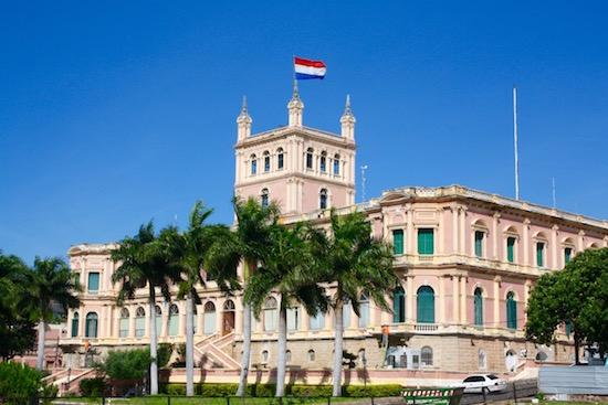 Vacances toniques au rythme au Paraguay