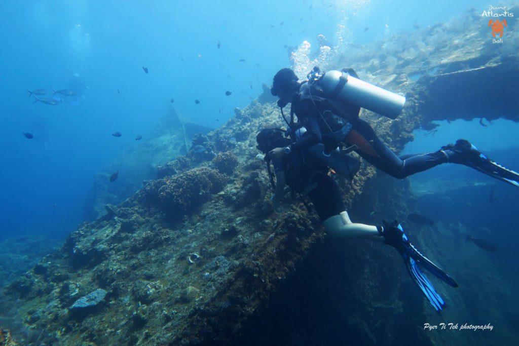 Découvrez un monde fabuleux avec la plongée Tulamben
