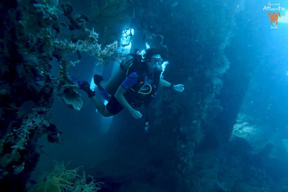 Une journée de plongée sous-marine à Tulamben