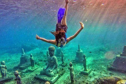 Site de plongée Bali : choisir Bali ou Raja Ampat ?