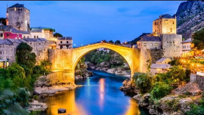 La vie en Bosnie-Herzégovine n'est pas très difficile de poursuivre